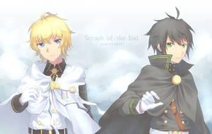 Seraph of the End by popseacle
