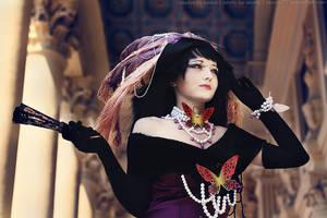 xxxHolic Yuuko cosplay_10 by Kzaka