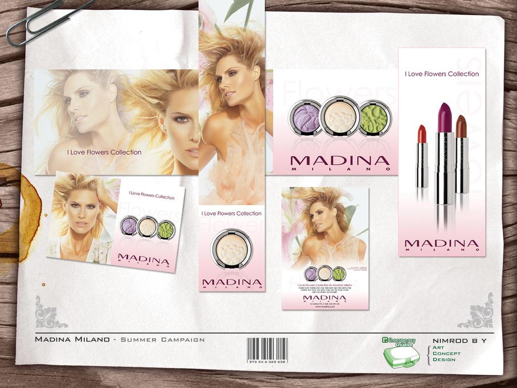 Madina Milano Cosmetics Madina Milano 2006 by Nimoby