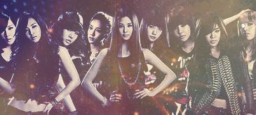Girl's Generation signature by BrittXEdo