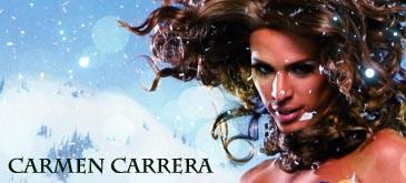 Carmen Carrera signature by BrittXEdo