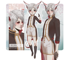 (closed) Adoptable Auction 5 by mimojiX