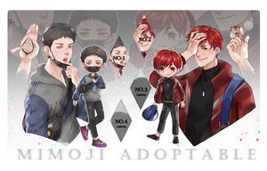 (On hold)Adoptable: real-life 2 custom by mimojiX