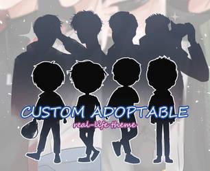 (Onhold) Custom #real-life theme by mimojiX