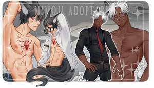 (CLOSED) Adoptable auction #half-body3