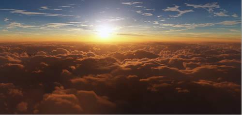 Sunrise by jagged-r0cks