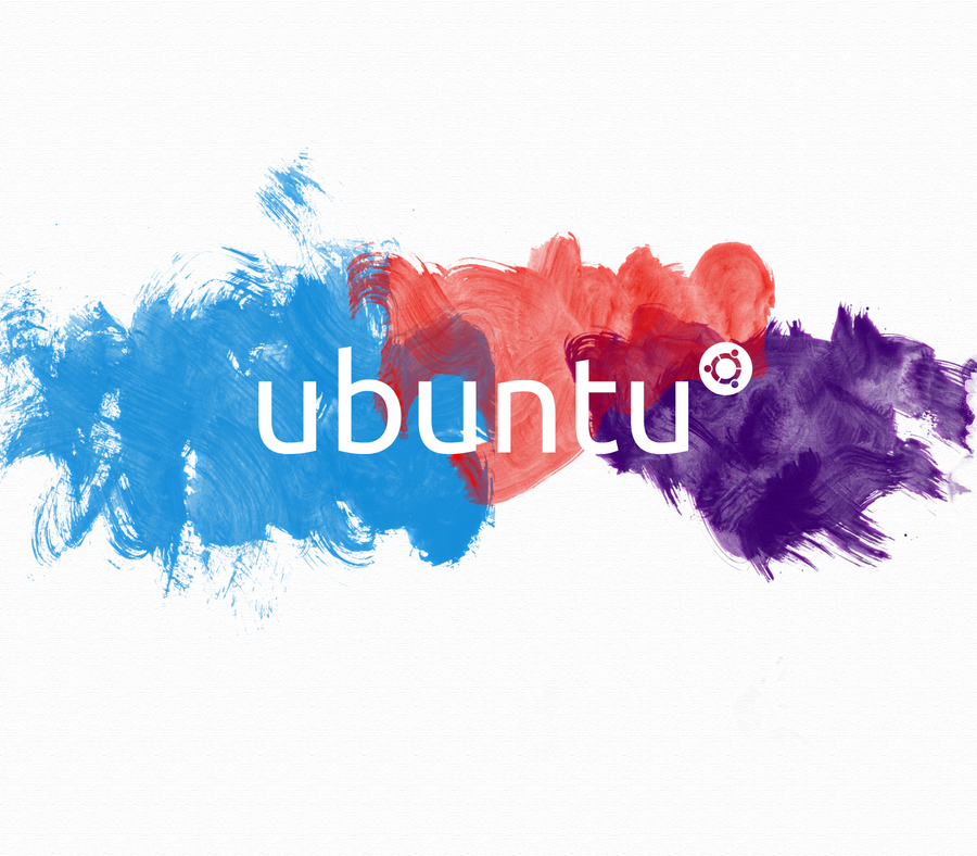 Ubuntu brushes wallpaper2 by acousticjacob