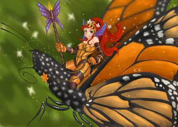 Fairy Guard by Kenichi-Kitsune