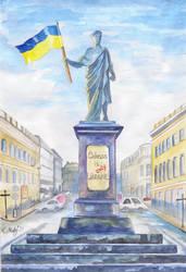 Odessa is only Ukraine