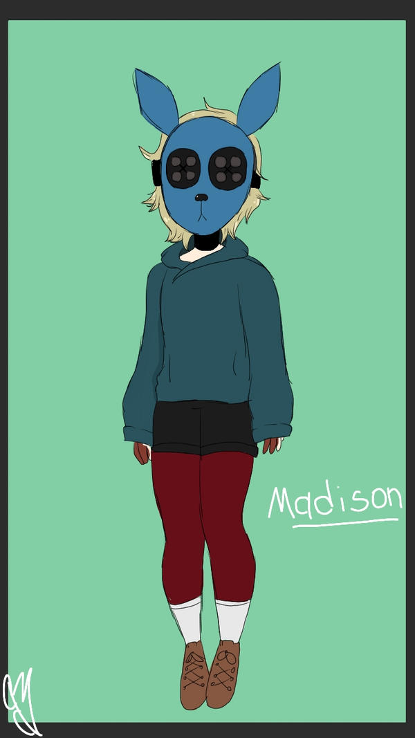 Madison redesign  by Jay-the-Ripper