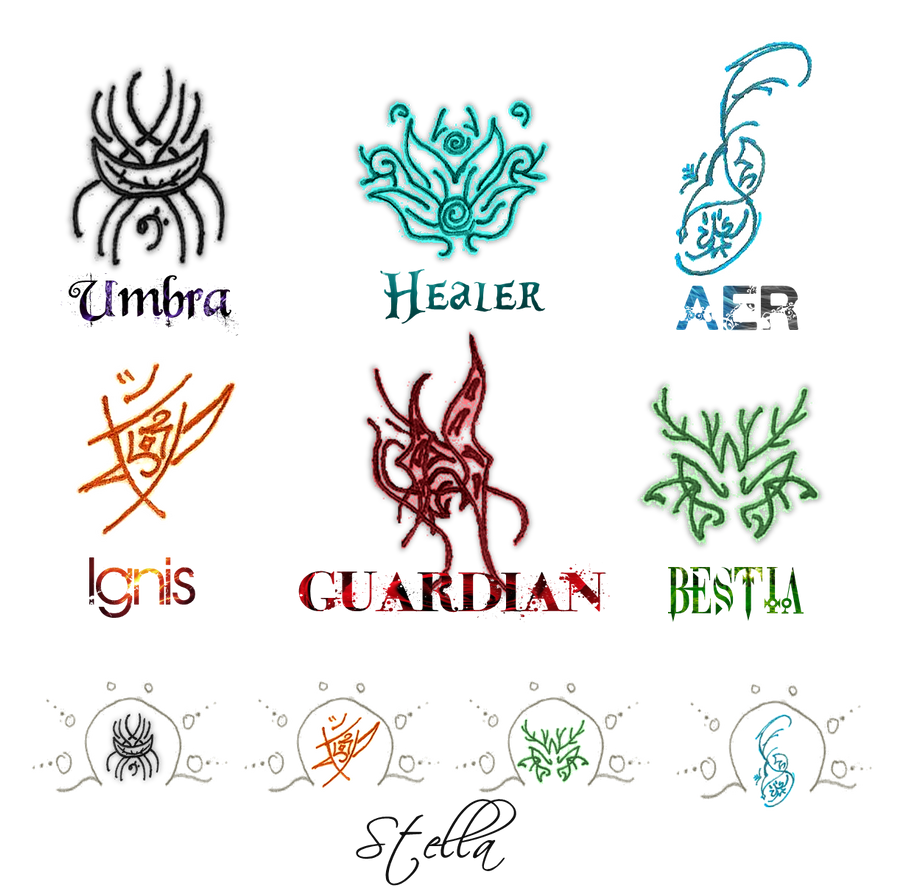 cirque des monstres clan symbol ideas by twistedtwilighter on
