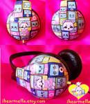 Podix Cube Headphones