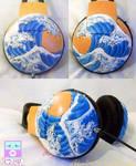 Big Wave Headphones Copy by Iheartnella