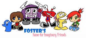 Foster's chibis