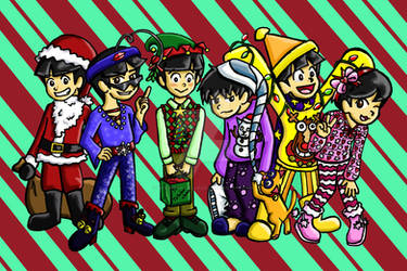 Merry Christmas from the Matsus!