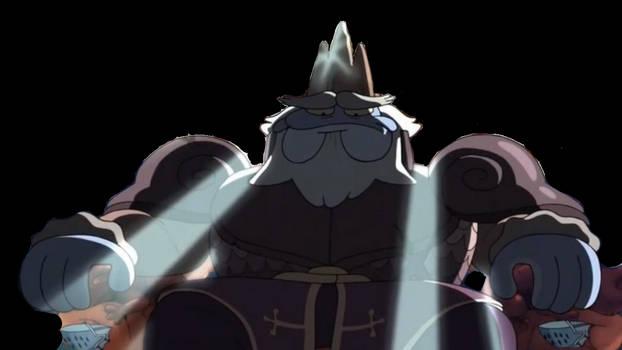 King Andrias Render
