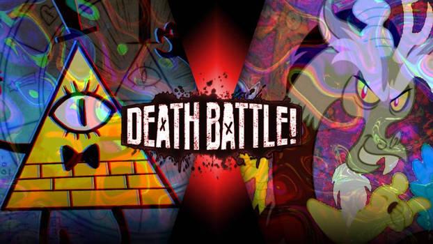 DEATH BATTLE|Bill cipher vs Discord