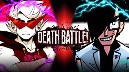 DEATH BATTLE|Dirk strider vs Gideon graves