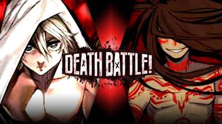 DEATH BATTLE|Adam vs SCP 076