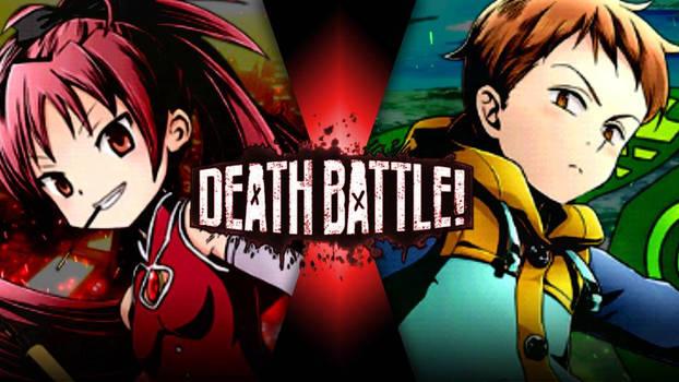 DEATH BATTLE|Kyoko sakura vs King