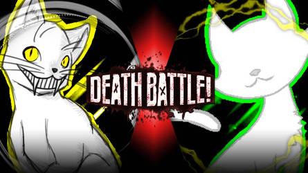 DEATH BATTLE|The judge vs God cat