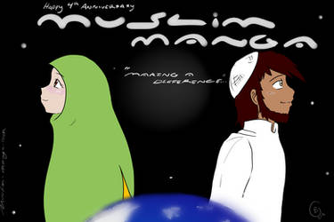 4th An Muslim Manga by CyprusBeetle