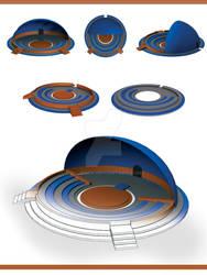Anfitheather 3D