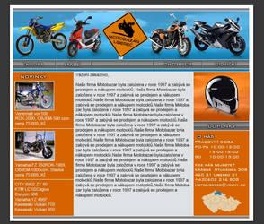 Motorshop web by ollienek