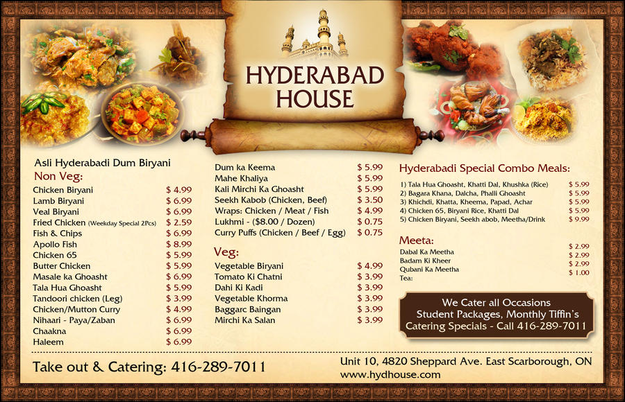 Food Restaurant Hyderabad