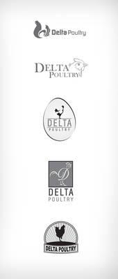 Delta Poultry Logo Design