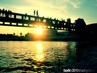 Berlin Summer by ashyda
