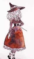 09 Lolita Witch by theGrayStray