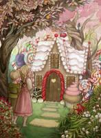 Hansel and Gretel by theGrayStray