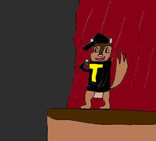 Tyler Does Standup by Renee-Ketchum