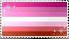 lesbian stamp