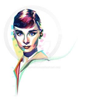 golden girls: audrey hepburn