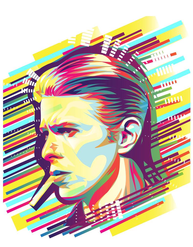 RIP David Bowie by pazforward
