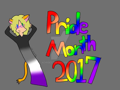 Pride Month 2017 by achidester