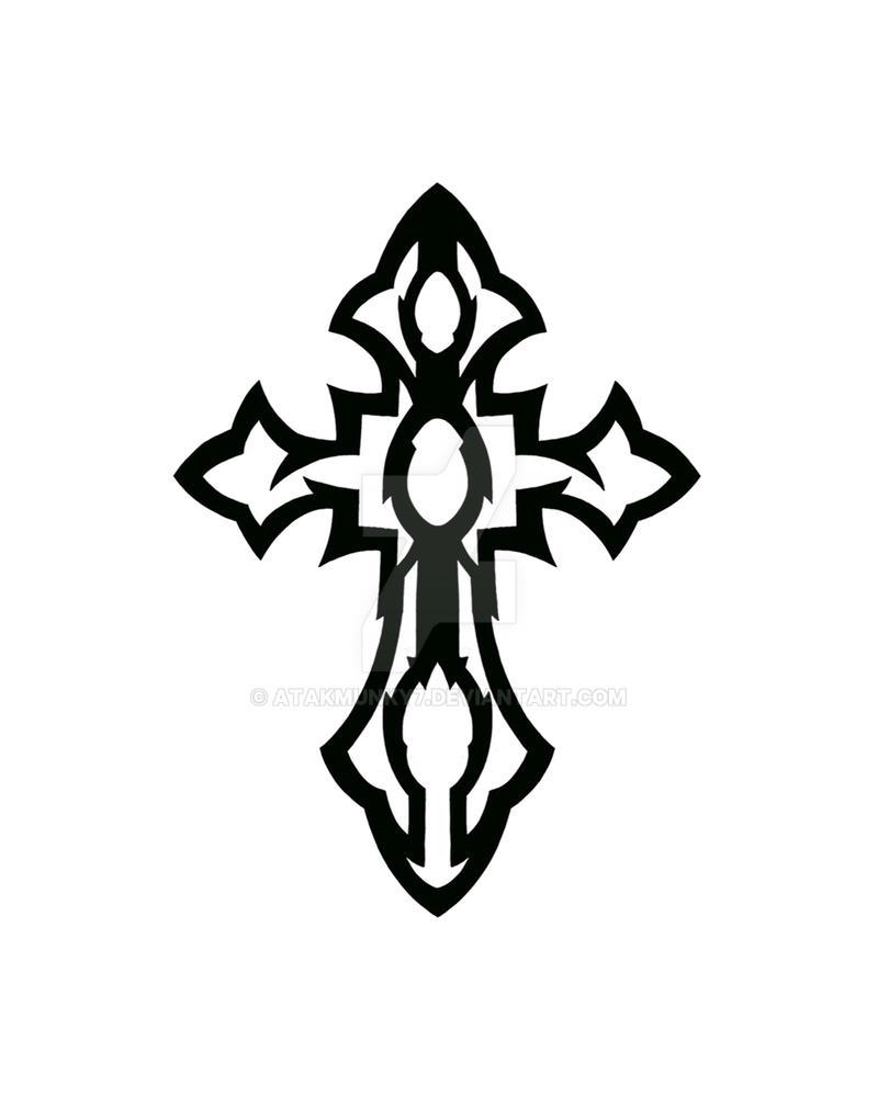 decorative cross by atakmunky7 - Decorative Cross