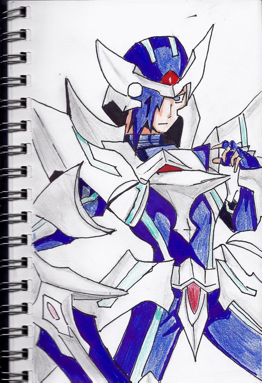 Vanguard Blaster Blade Full ArtBlaster Blade