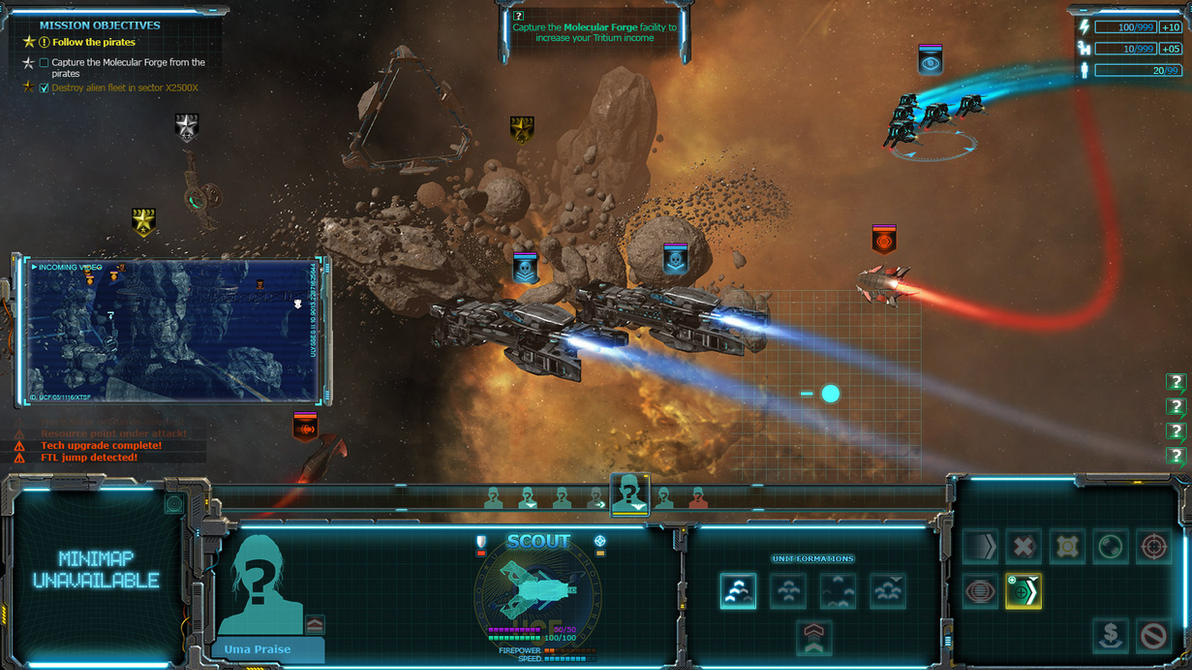 How To Design An Rts Game Hud