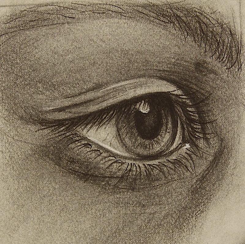 Feature Study Close-up by Maciesowicz