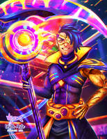 Odyssey Kayn - League of Legends by UrithArte