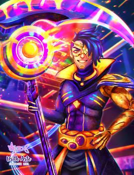 Odyssey Kayn - League of Legends
