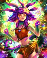Neeko - League of Legends by UrithArte