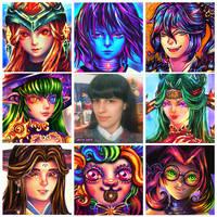 UrithArte - Art vs Artist by UrithArte