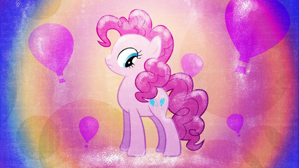 Pink Sugar Balloons - Wallpaper by IsaEliseDuk ...