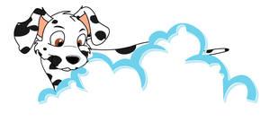 Dog Care Logowork Comicvector