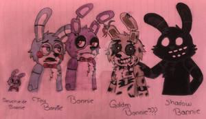 The Bunnies XD
