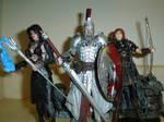 Dragon Age love triangle